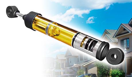 耐震装置「オイルダンパー」