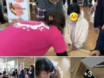 木工教室を開催しました! 2019.12.15